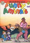 Cover for Funny Aminals (Apex Novelties, 1972 series) #1
