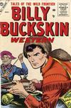 Cover for Billy Buckskin (Marvel, 1955 series) #1