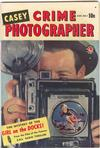 Cover for Casey - Crime Photographer (Marvel, 1949 series) #1