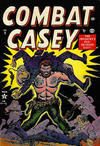 Cover for Combat Casey (Marvel, 1953 series) #8