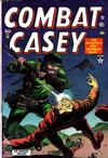 Cover for Combat Casey (Marvel, 1953 series) #10