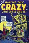 Cover for Crazy (Marvel, 1953 series) #1