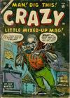 Cover for Crazy (Marvel, 1953 series) #5