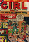 Cover for Girl Comics (Marvel, 1949 series) #7