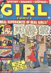 Cover for Girl Comics (Marvel, 1949 series) #8