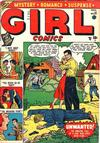 Cover for Girl Comics (Marvel, 1949 series) #11