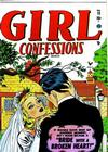 Cover for Girl Confessions (Marvel, 1952 series) #13