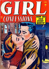 Cover for Girl Confessions (Marvel, 1952 series) #15