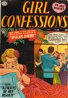 Cover for Girl Confessions (Marvel, 1952 series) #19