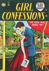 Cover for Girl Confessions (Marvel, 1952 series) #23