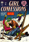 Cover for Girl Confessions (Marvel, 1952 series) #24
