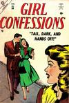Cover for Girl Confessions (Marvel, 1952 series) #30