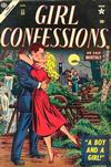 Cover for Girl Confessions (Marvel, 1952 series) #33