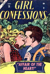 Cover for Girl Confessions (Marvel, 1952 series) #34