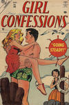 Cover for Girl Confessions (Marvel, 1952 series) #35