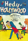 Cover for Hedy of Hollywood (Marvel, 1950 series) #41