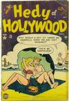 Cover for Hedy of Hollywood Comics (Marvel, 1950 series) #49