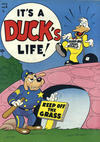 Cover for It's a Duck's Life (Marvel, 1950 series) #4