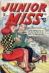 Cover for Junior Miss (Marvel, 1947 series) #28