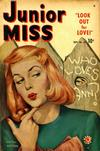 Cover for Junior Miss (Marvel, 1947 series) #36