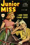 Cover for Junior Miss (Marvel, 1947 series) #37