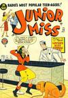 Cover for Junior Miss (Marvel, 1947 series) #38