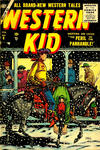 Cover for Western Kid (Marvel, 1954 series) #8