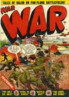 Cover for War Comics (Marvel, 1950 series) #1