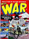 Cover for War Comics (Marvel, 1950 series) #2