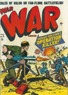 Cover for War Comics (Marvel, 1950 series) #5