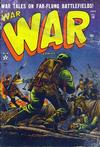 Cover for War Comics (Marvel, 1950 series) #10