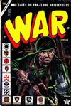 Cover for War Comics (Marvel, 1950 series) #21
