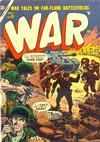 Cover for War Comics (Marvel, 1950 series) #22