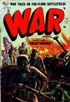 Cover for War Comics (Marvel, 1950 series) #24