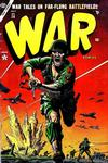 Cover for War Comics (Marvel, 1950 series) #26
