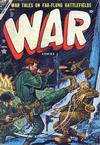 Cover for War Comics (Marvel, 1950 series) #27