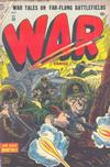 Cover for War Comics (Marvel, 1950 series) #28