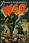 Cover for War Comics (Marvel, 1950 series) #30