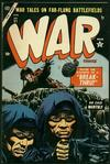 Cover for War Comics (Marvel, 1950 series) #31