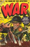Cover for War Comics (Marvel, 1950 series) #32