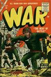 Cover for War Comics (Marvel, 1950 series) #33
