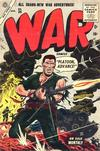 Cover for War Comics (Marvel, 1950 series) #34