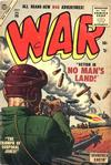 Cover for War Comics (Marvel, 1950 series) #36