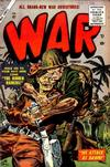 Cover for War Comics (Marvel, 1950 series) #41