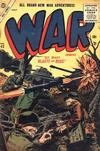 Cover for War Comics (Marvel, 1950 series) #42