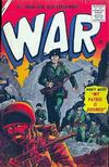 Cover for War Comics (Marvel, 1950 series) #45