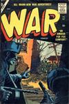 Cover for War Comics (Marvel, 1950 series) #47