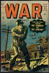 Cover for War Comics (Marvel, 1950 series) #48