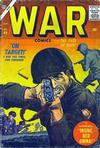 Cover for War Comics (Marvel, 1950 series) #49