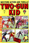 Cover for Two-Gun Kid (Marvel, 1948 series) #7